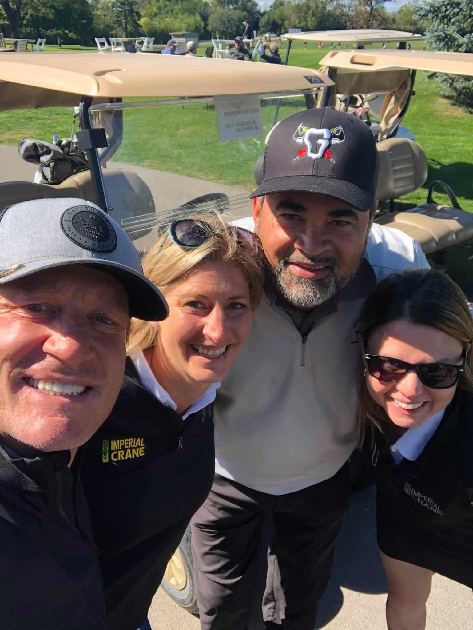 The Bone Foundation Golf Group