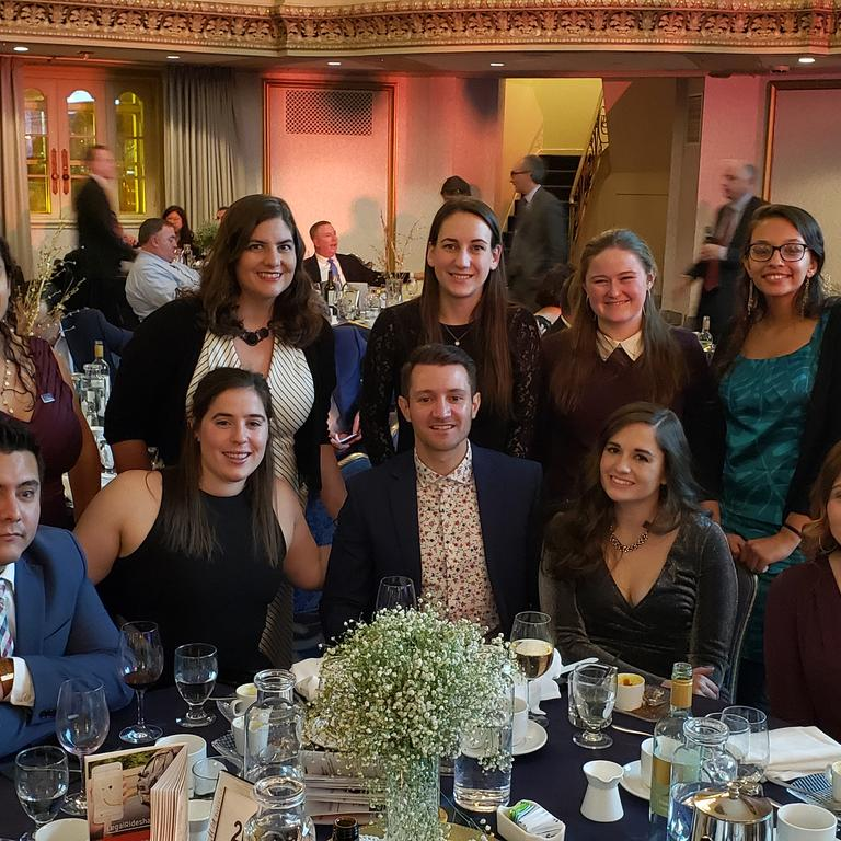 HBK group at ChildServ Founders Gala