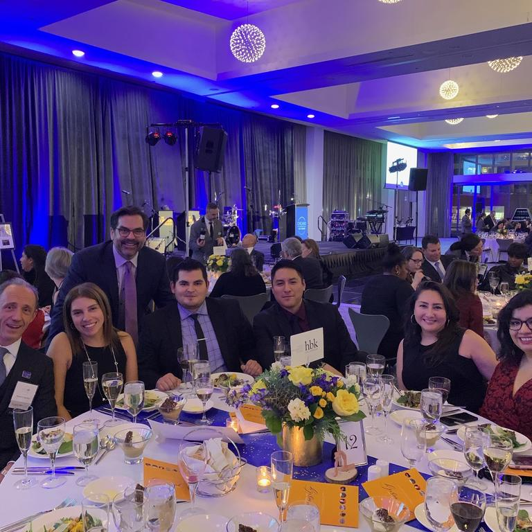 HBK group at Chicago Commons 125th Anniversary Gala