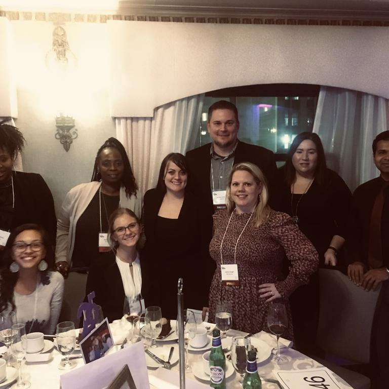 HBK employees attend Girls in the Game Gala