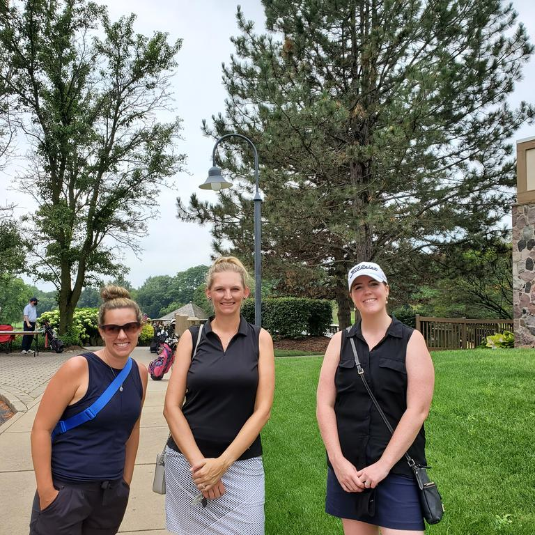 HBK employees attend Rabine Foundation Golf Outing